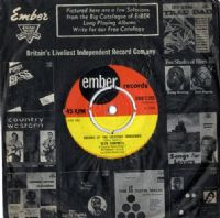 Glen Campbell - Dreams Of The Everyday Housewife/Back In The Race (EMB S 255) M-